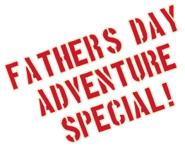Fathers Day Tank Adventure special