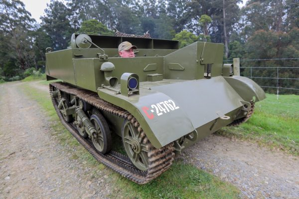 Bren Gun Carrier LP2